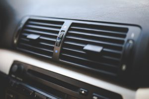 Photo Of A Car Air Conditioner